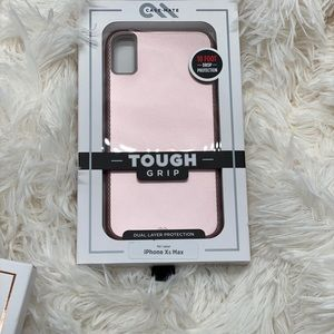 Brand new iPhone XS Max phone case in pink